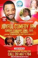 "Joyful Comedy Jam present ""Blame"" The Comic"