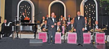 Tommy Dorsey Orchestra at Vintage Swing Celebration