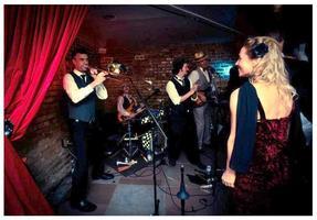 Shiny Shoes Band + Sarah Jane & the Blue Notes Swing...