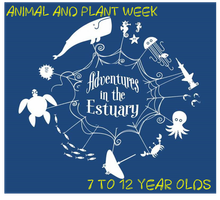 Summer Camp: Animal and Plant Week (7-12 year old)