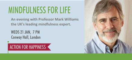 Mindfulness for Life - Mark Williams
