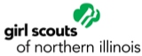 Girl Scouts of Northern Illinois logo