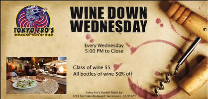 Wine Down Wednesday's