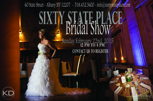 Sixty State Place Bridal Show 2015
