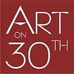 Art on 30th logo