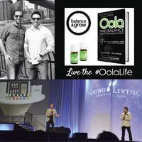 Oola: Find Balance in an Unbalanced World - Houston