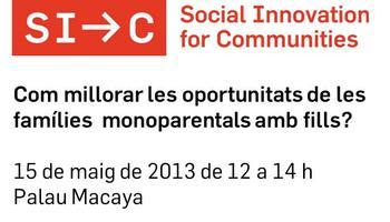 Innovacions per augmentar oportunitats de famílies...