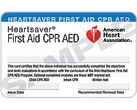 CPR Certification - Otsego Library