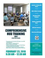 COMPREHENSIVE HUD TRAINING 2017