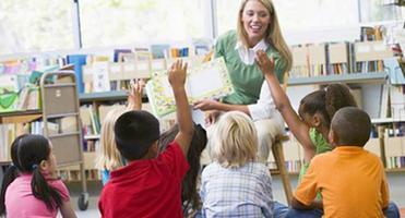 Preschool Storytime - 10:30AM (Free)
