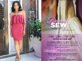 January Brunch and Sew Memphis