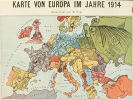 """Getty Curator-Guided Tour of """"World War I: War of..."""