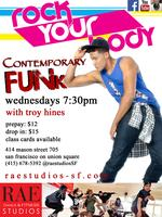 RAE Studios | Contemporary Funk with Troy Hines...