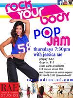 Rae Studios | Pop Jam with Jessica Rae (THURSDAYS...