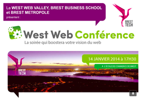 West Web Conference / We Love Entrepreneurs / Brest...