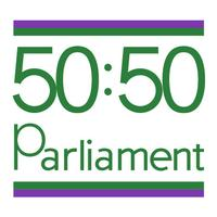 50:50 Parliament Petition Meeting