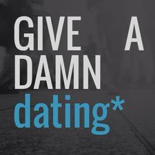 Give A Damn Dating logo