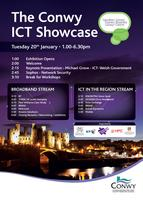 The Conwy ICT Showcase