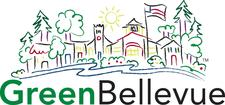 Green Bellevue logo