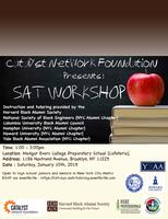 Catalyst Network Foundation Inc. SAT Prep Workshop II...