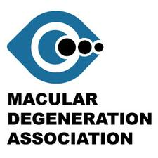 Macular Degeneration Association logo
