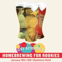 Homebrewing for Rookies | Get School'd Series
