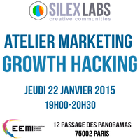 Atelier Marketing : Growth Hacking