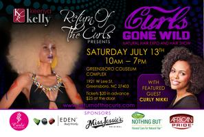 Curls Gone Wild Greensboro
