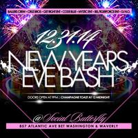 "DJ N.O Present Holiday Madness ""New Years Eve Edition"""
