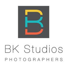 BK Studios Photographers logo