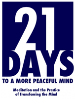 21 Days to a More Peaceful Mind