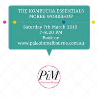 The Kombucha Essentials Moree Workshop