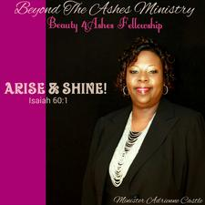 Beyond The Ashes Ministry & B4A Teams logo
