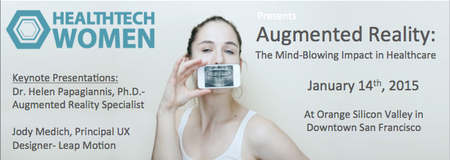 HealthTech Women Presents- Augmented and Virtual...