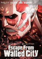 Escape from the Walled City - Real Escape Game SF...