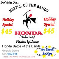 Honda Battle of the Bands Road Trip - Augusta to...