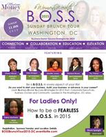 #WomensWealth B.O.S.S. Brunch Tour 2015 - WASHINGTON DC