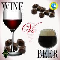 Beer vs Wine Chocolate Pairing