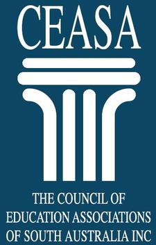 CEASA (Council of Education Associations of South Australia) logo
