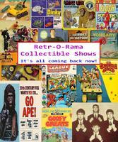 Retr-O-Rama Collectibles Pop Culture Extraveganza #5