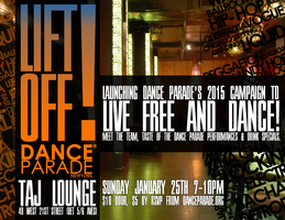 Lift Off - Season 9 Launch of LIVE FREE & DANCE
