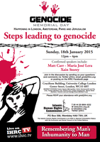 Genocide Memorial Day 2015