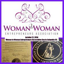 Woman to Woman Entrepreneurs Association  logo