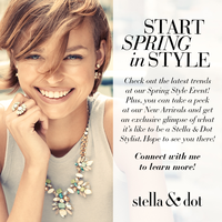 Stella&Dot Spring Rally 2015 Line Launch + Opportunity...