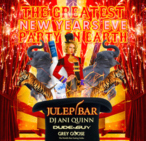 SOLD OUT : Greatest New Eve Party on Earth : New Years...