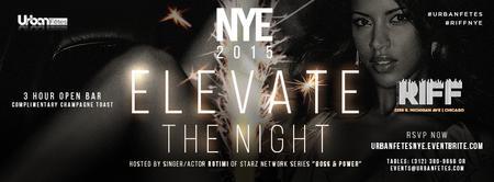 ELEVATE the NIGHT: NYE 2015