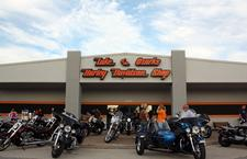 Lake of the Ozarks Harley-Davidson logo