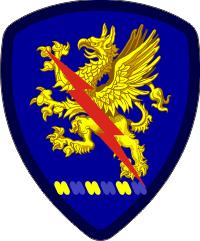 Michigan Volunteer Defense Force logo