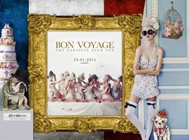 Bon Voyage | The Parisian Send off