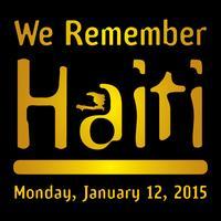 We Remember Haiti